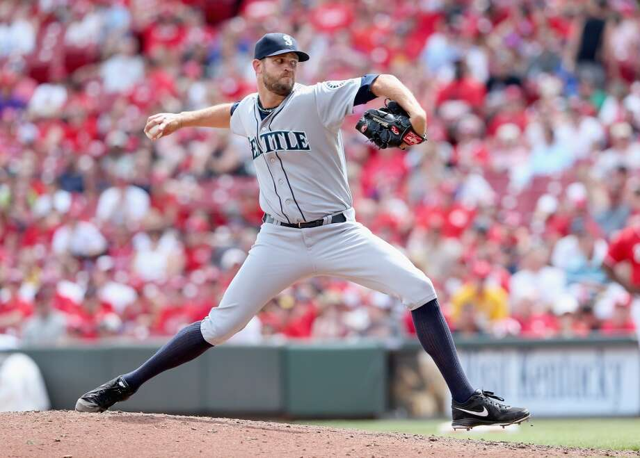 7. Tom-terrific or Tom-terrible? After earning the closing role in 2012, Tom Wilhelmsen had pitched like one of the best stoppers in the game. The guy was virtually unhittable for months on end. Then all of the sudden, he was hittable -- very hittable. After blowing five saves in the first half and looking nothing like his old self, Mariners skipper Eric Wedge demoted the closer in June. But now, after earning back his former role, Wilhelmsen looks as dominant as ever.