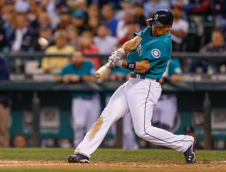 1. Rauuuuuuuuuuuuuuuuuuuuuuuul  That's one ''u'' for every dinger Raul Ibanez has hit in the season's first half -- 24 in all, if you don't feel like counting. Not even Ibanez himself would've guessed he'd be among the league leaders in home runs at the All-Star break. Originally brought in to play limited innings as a platoon veteran bat, Ibanez has established himself as the Mariners' No. 1 power threat -- leading the team in both home runs and RBI. Oh yeah, he's also well on his way to becoming the oldest player to reach 30 home runs, closing in on Ted Williams' record of 29 long balls at the age of 41.
