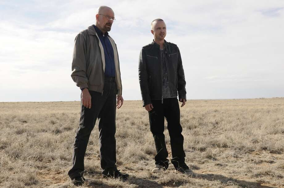 "Best series, drama: Most likely to get nominated: AMC's ""Breaking Bad"" (AP Photo/AMC, Ursula Coyote)"