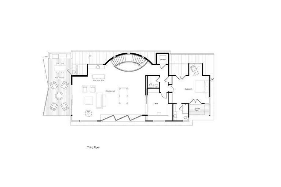 Because 4 levels isn't enough, 3rd floor plans. Thomas Biss, Sotheby's International Realty