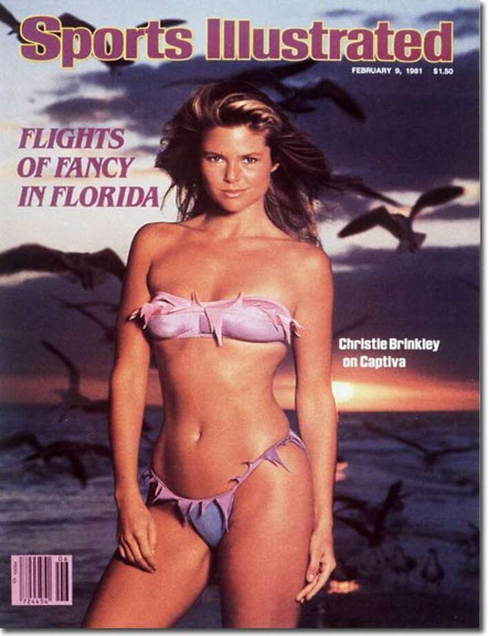 Christie Brinkley was a huge model in the '80s, gracing the cover of Sports Illustrated in 1981.  Photo: John G. Zimmerman