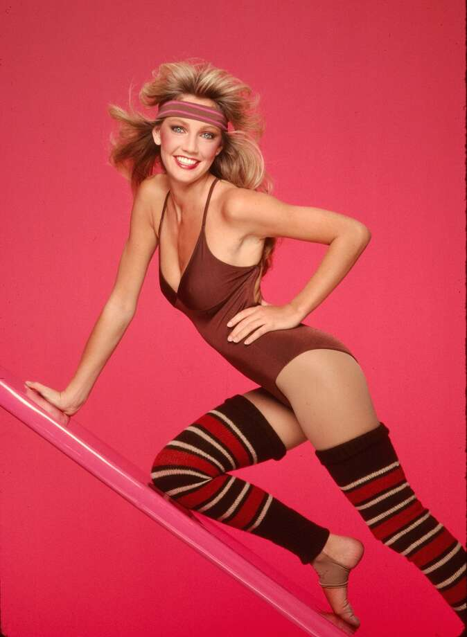 Heather Locklear Photo: Harry Langdon, Getty Images
