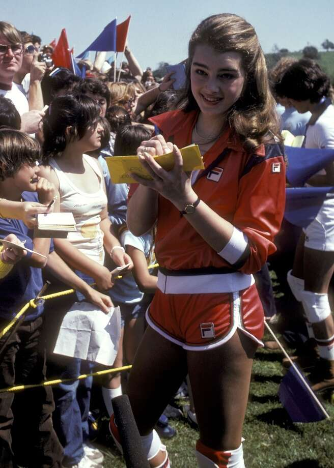 Brooke Shields Photo: Ron Galella, WireImage