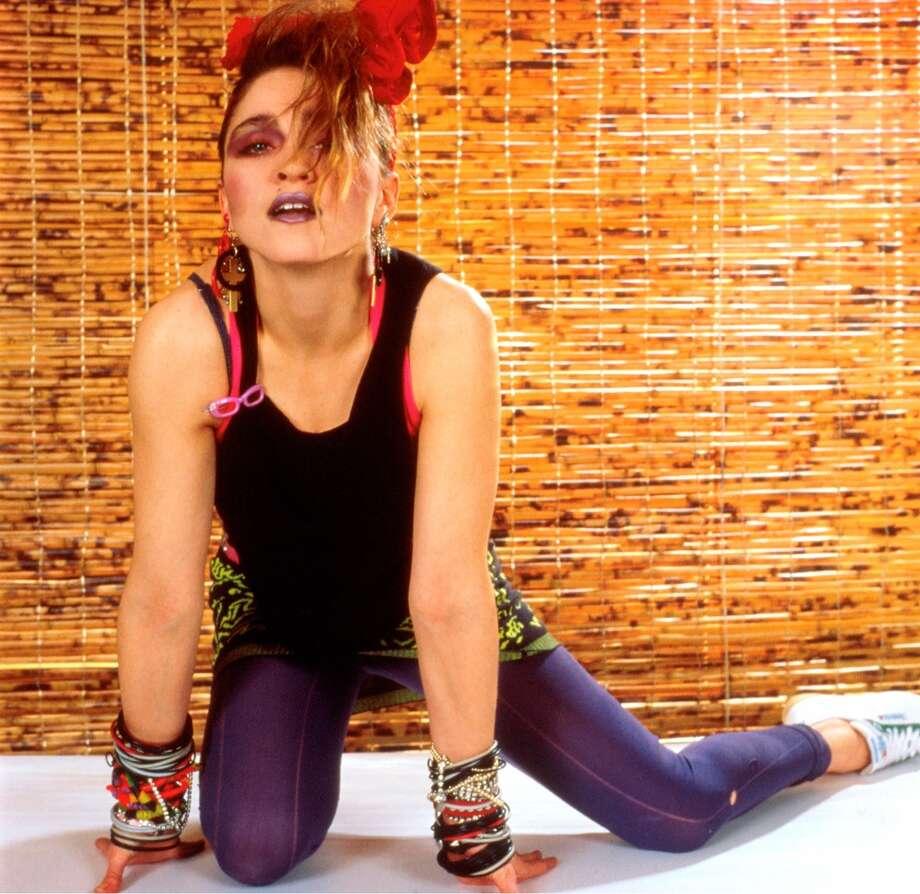 Madonna Photo: Michael Putland, Getty Images