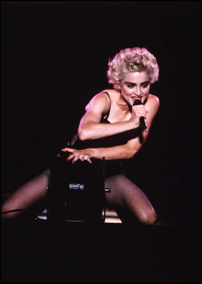 Madonna Photo: Dave Hogan, Getty Images