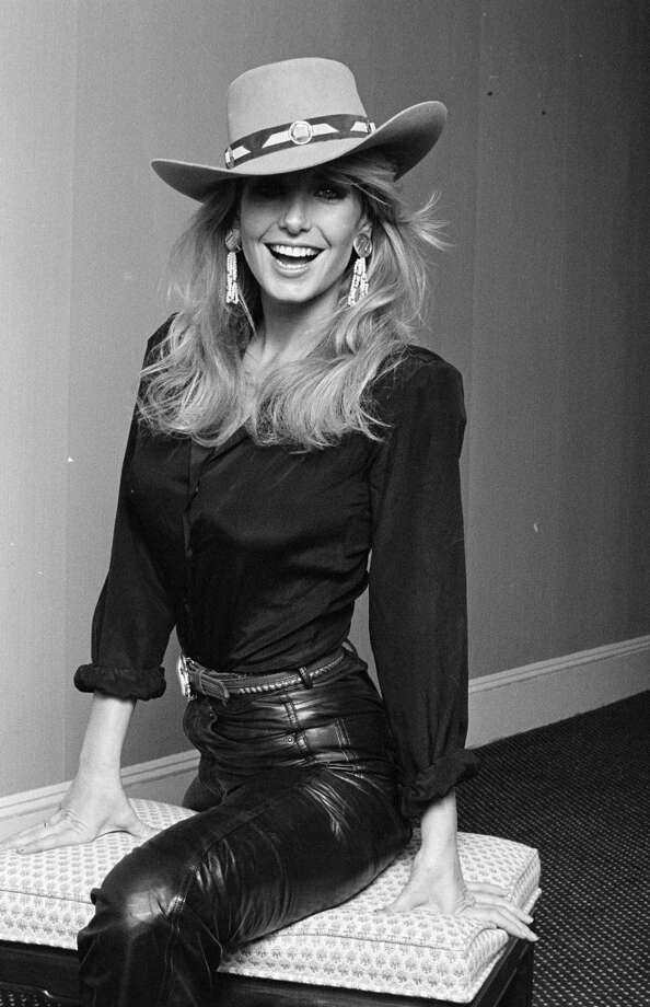 Heather Thomas Photo: Time & Life Pictures, Time Life Pictures/Getty Images