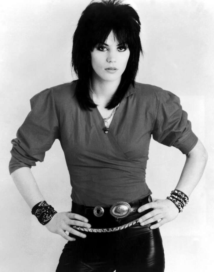 Joan Jett Photo: Archive Photos, Getty Images