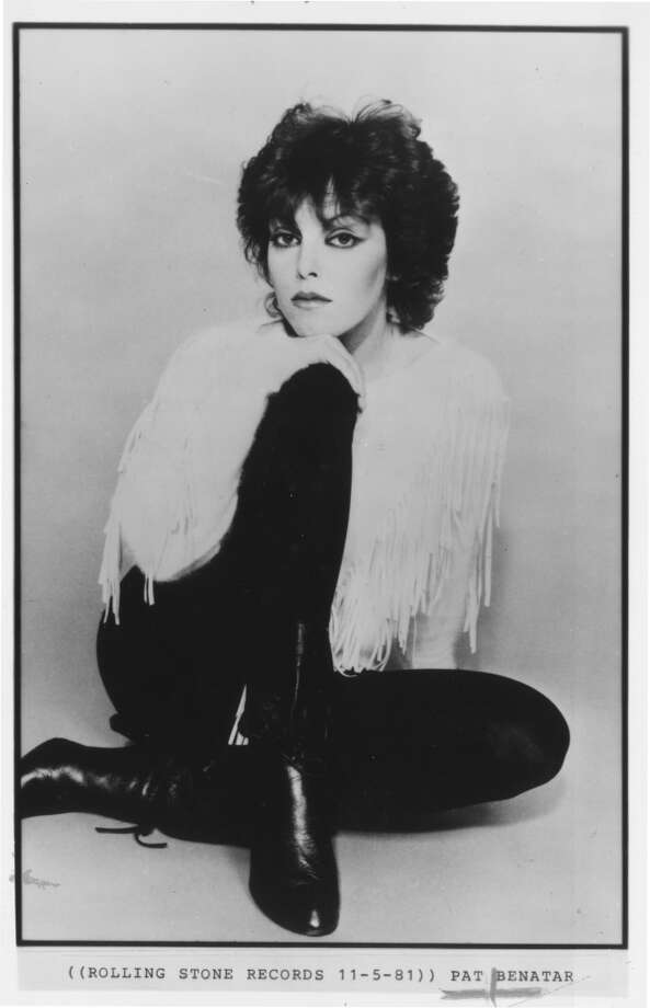 Pat Benatar Photo: Rolling Stone Records