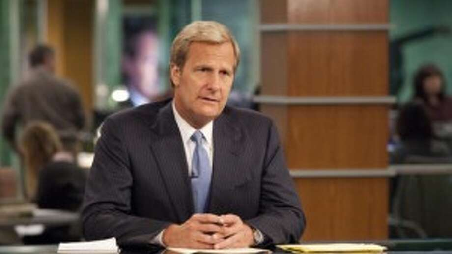 Jeff Daniels, The Newsroom2013 Emmy nominee for Outstanding Leading Actress in a Drama Series.