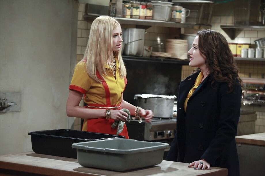 "Best series, comedy: Most likely: ""2 Broke Girls,"" CBS."