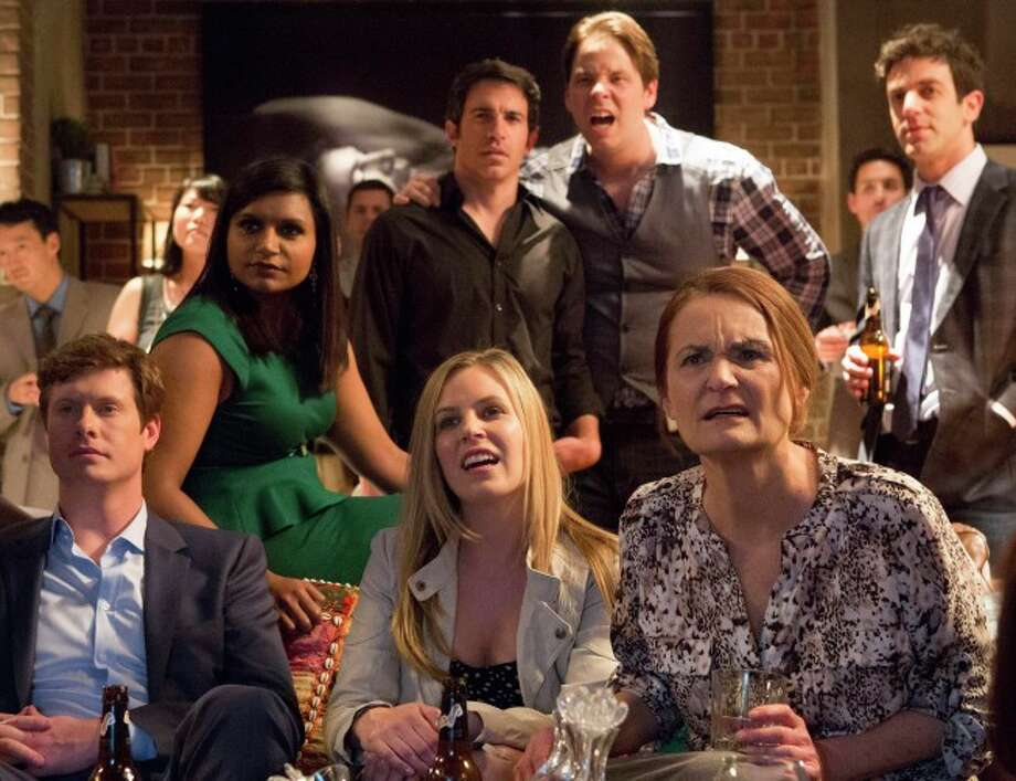 """""""The Mindy Project,"""" FOX."""
