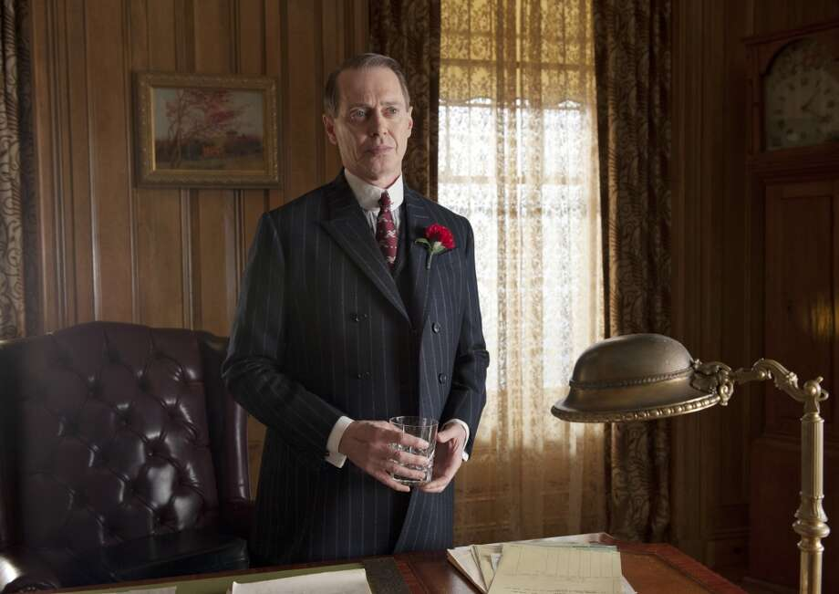 "Steve Buscemi, ""Boardwalk Empire."""