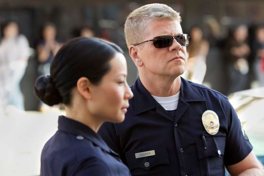 "Best Actor, Drama. The Wild cards Michael Cudlitz, ""Southland."""