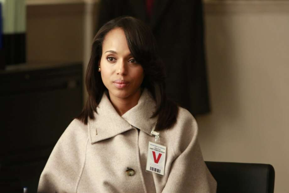 "Kerry Washington, ""Scandal."""