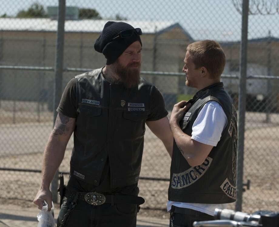 "FX's ""Sons of Anarchy."""