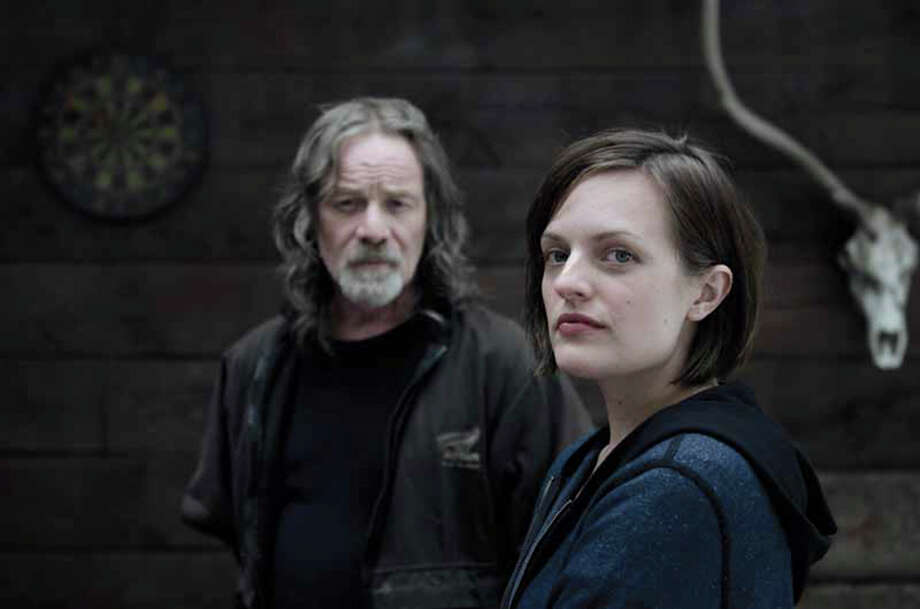 """Or Elisabeth Moss for """"Top of the Lake."""" Photo: PARISA TAGHIZADEH, New York Times / SEE-SAW FILMS"""