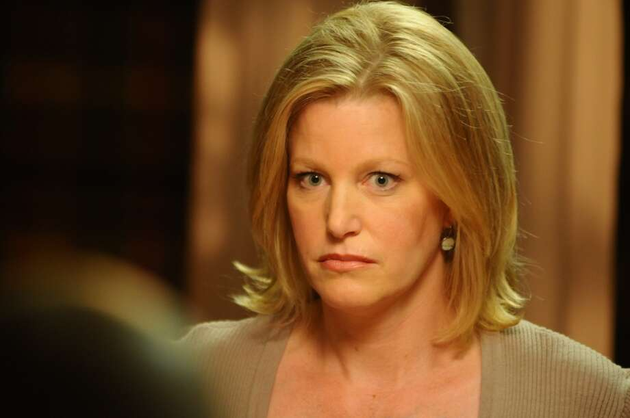 "Wild cards: Anna Gunn, ""Breaking Bad."""
