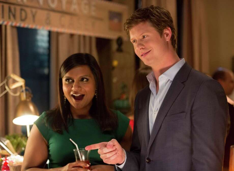 "Mindy Kaling, ""The Mindy Project."""