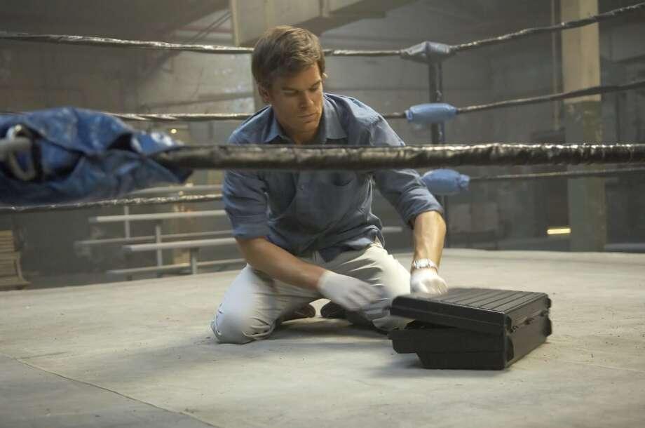 "Michael C. Hall, ""Dexter."""