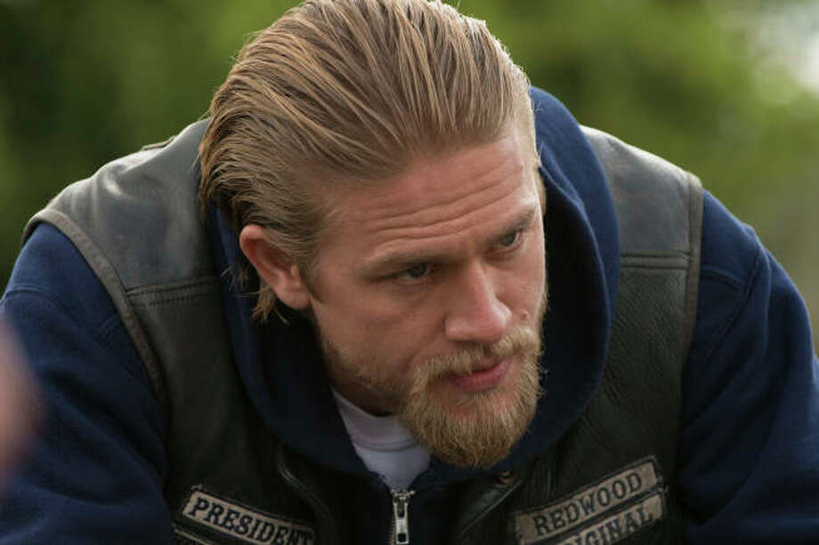 "Charlie Hunnam, ""Sons of Anarchy."""