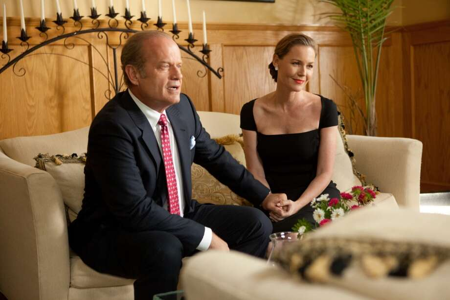 """Kelsey Grammer, of the now-cancelled """"Boss."""""""