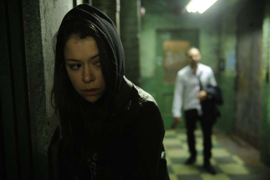 """Orphan Black"": 8 p.m. Saturdays, BBC America; April 19"
