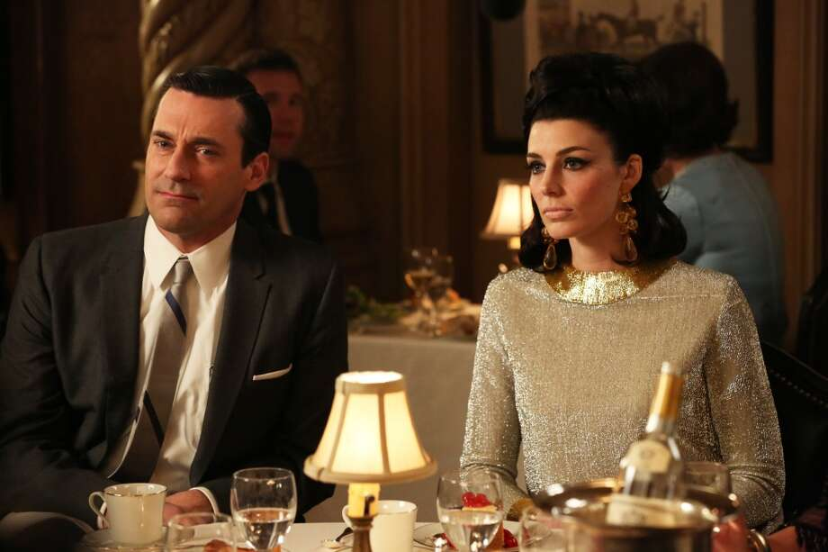 """Mad Men,"" AMC (though it could get bumped)."