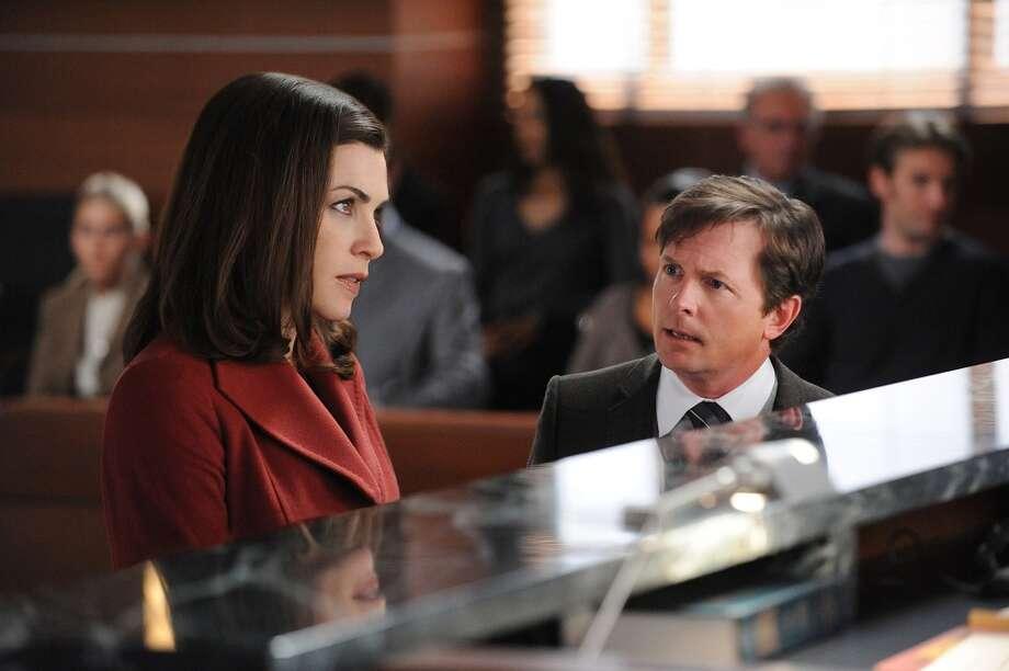 """""""The Good Wife,"""" CBS."""
