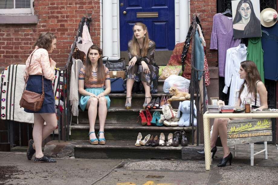 "Best TV Series, Comedy""Girls"""