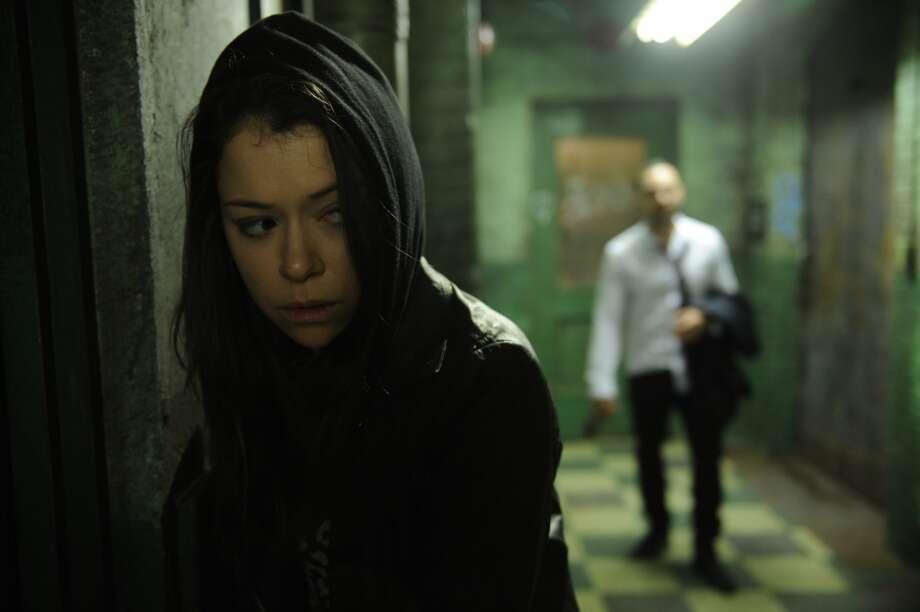 """Tatiana Maslany, """"Orphan Black."""""""
