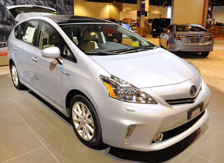 Best: Toyota Prius VBase price: $26,650 - $30,295 Source: Consumer Reports(Photo By Kathryn Scott Osler/The Denver Post via Getty Images)