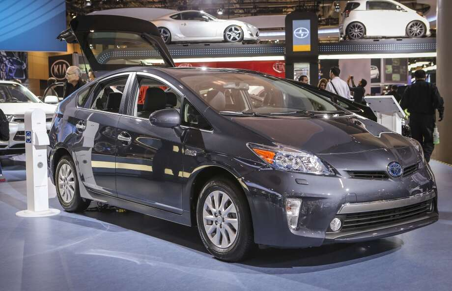Best: Toyota Prius Base price: $23,215 - $39,525 Source: Consumer Reports(David Cooper/Toronto Star via Getty Images)