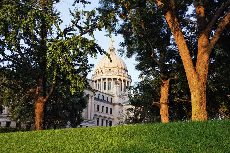 "No. 49: MississippiThis state scored the third worst ranking of all 50 states (plus Washington, D.C.), when measuring ""how green"" states are, according to mphonline.org. Photo: - Fotosearch, Getty Images/Fotosearch RF"