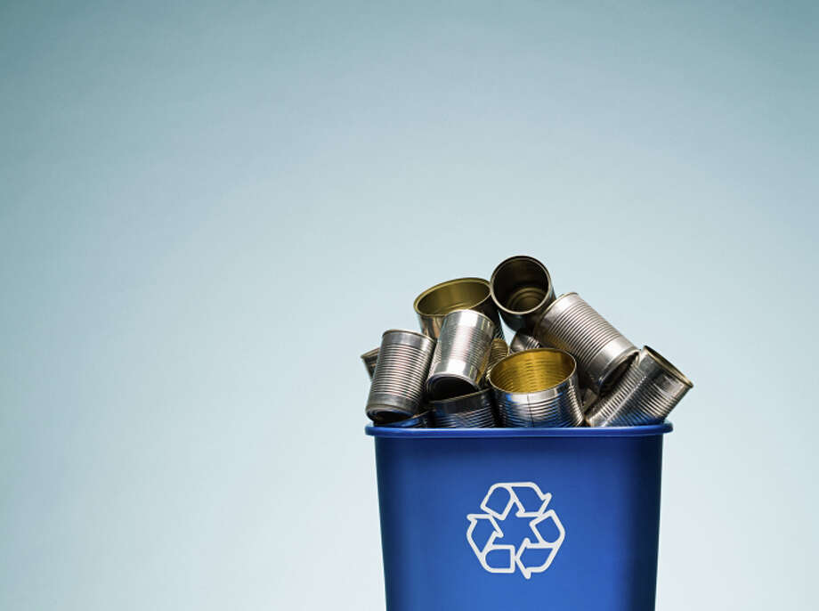 Connecticut's Recycling Ranking: 18/51 According to the survey, Connecticut has the 18th best performance in percentage of waste recycled, at 26 percent. Photo: Image Source, Getty Images/Image Source / (c) Image Source