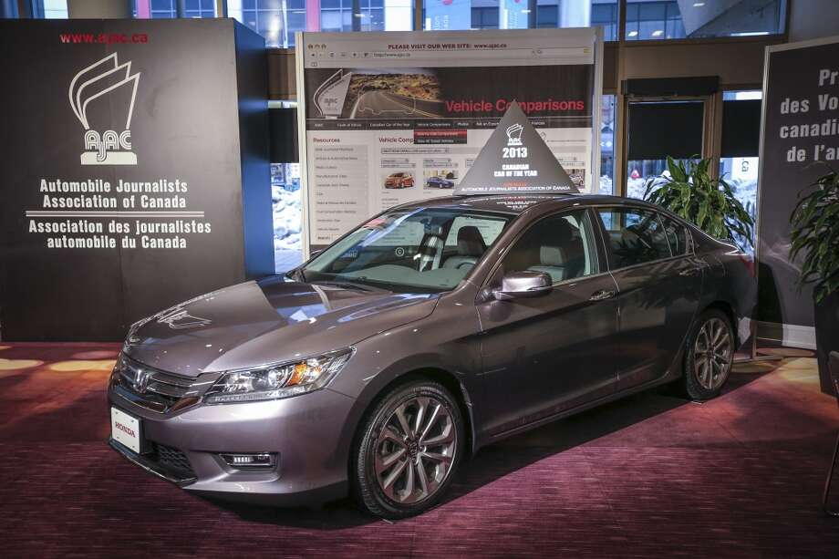 Best: Honda AccordBase price: $21,680 - $33,430  (David Cooper/Toronto Star via Getty Images)