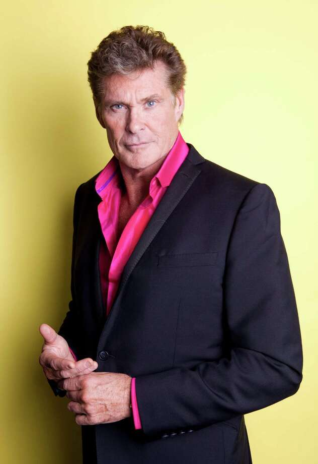"American actor, singer and producer David Hasselhoff  poses for a portrait, on Thursday, Nov. 8, 2012 in New York. Hasselhoff appears in the Lifetime original movie, A'A""The Christmas ConsultantA'A"" airing Saturday, Nov. 10 at 8 p.m. EST on Lifetime. (Photo by Amy Sussman/Invision/AP) Photo: Amy Sussman / Invision"