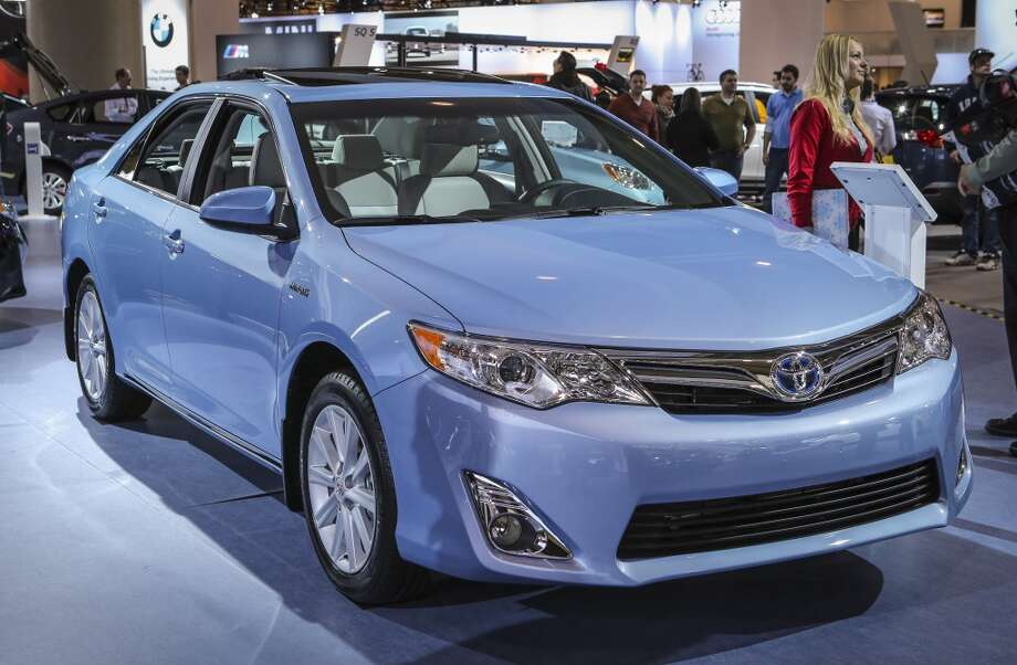 Best: Toyota Camry Hybrid   Base price: $22,235 - $30,465  (David Cooper/Toronto Star via Getty Images)