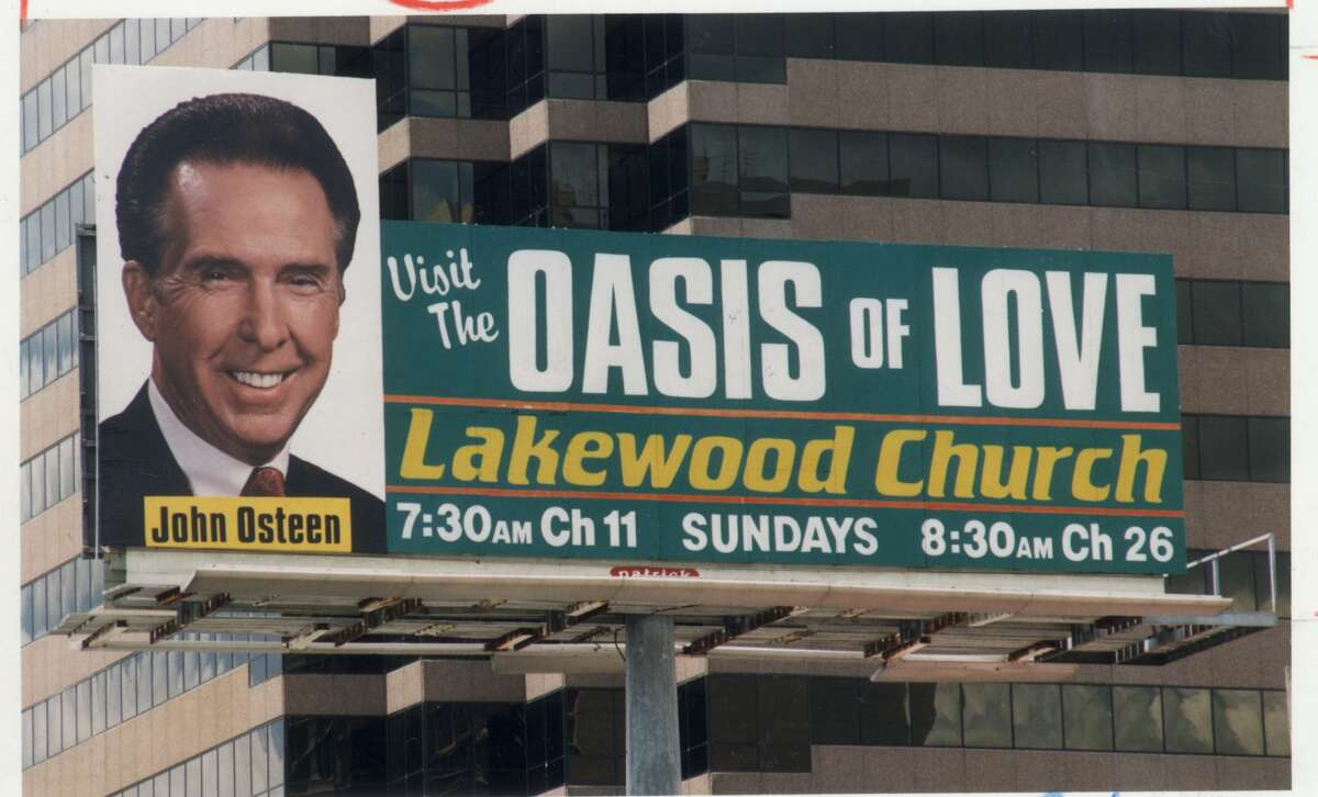 """Rev. John Osteen, pastor of Lakewood Church, the """"Oasis of Love"""" died Saturday, January 23, 1999 in Houston, Texas. Osteen's charismatic style helped build his mammoth nondenominational church in Houston."""