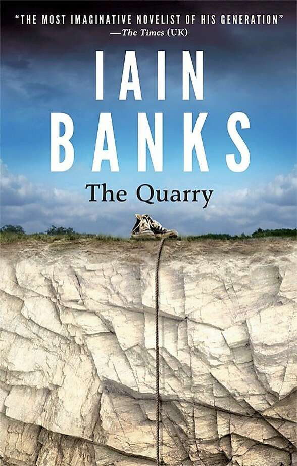 The Quarry, by Iain Banks Photo: Redhook