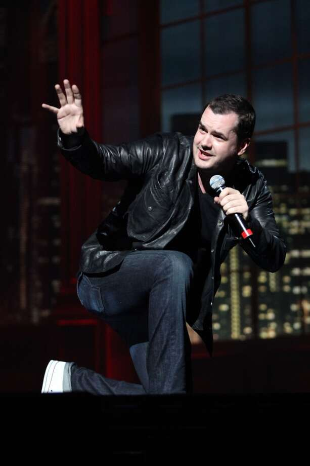 """""""Legit: Season 1""""- Comic Jim Jefferies plays a version of himself, a fun-loving, irresponsible stand-up sensation whose mother plots to get him to go legit. But how many times can one woman fake a fatal illness before she gives up and lets Jim lead his own life? Now Available"""