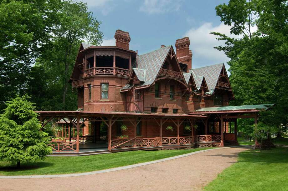 "Hartford's Mark Twain House has planned a number of ""chilling"" events Thursday, July 25, through Saturday, July 27, including a free ice cream social and evening ghost tours. Photo: Contributed Photo"
