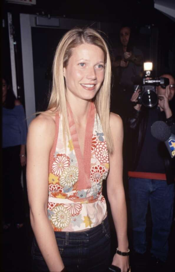 "Gwyneth Paltrow had one kissing scene in the 1991 John Travolta film ""Shout."""