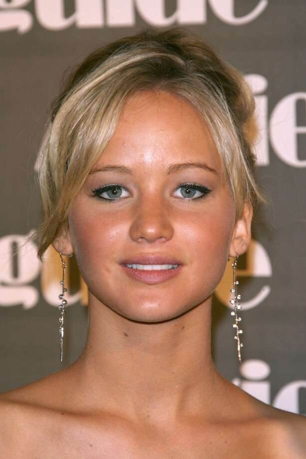 "Jennifer Lawrence is living the high life now thanks to ""The Hunger Games."" But one of her earlier roles is as a ""frantic girl"" in the 2007 made-for-TV movie ""Not Another High School Show."""