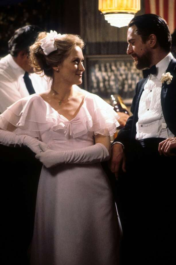 "Meryl Streep wrote her own lines for one of her earliest roles, as Linda in 1978's ""The Deer Hunter."""