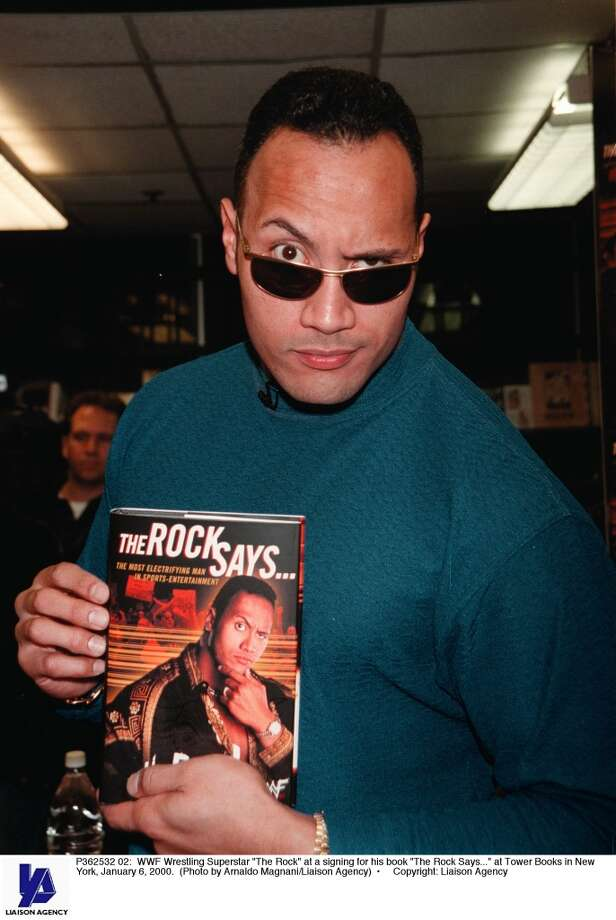 "Dwayne Johnson – Everyone knows about his illustrious wrestling career, but ""The Rock"" also had a part in Star Trek: Voyager in 2000."