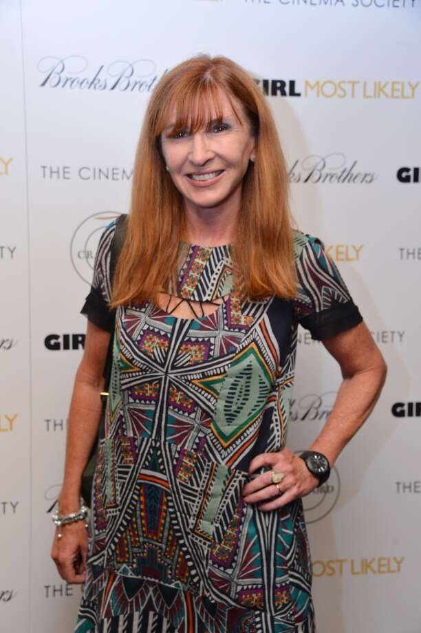 """Designer Nicole Miller attends the screening of Lionsgate and Roadside Attractions' """"Girl Most Likely"""" hosted by The Cinema Society & Brooks Brothers at Landmark's Sunshine Cinema on July 15, 2013 in New York City.  (Photo by Stephen Lovekin/Getty Images)"""