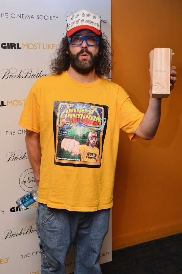 "Judah Friedlander attends the screening of Lionsgate and Roadside Attractions' ""Girl Most Likely"" hosted by The Cinema Society & Brooks Brothers at Landmark's Sunshine Cinema on July 15, 2013 in New York City.  (Photo by Stephen Lovekin/Getty Images)"