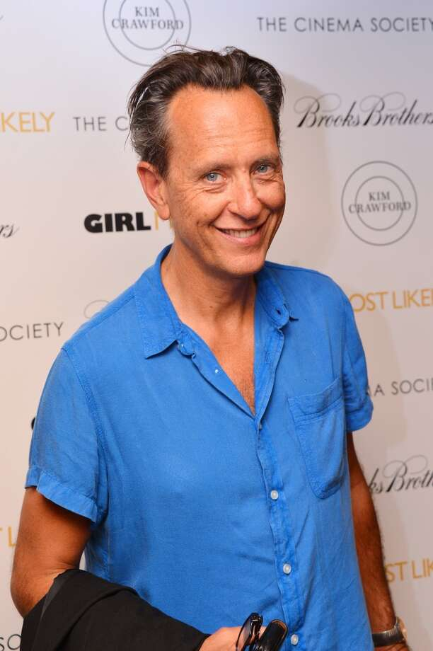 "Actor Richard E. Grant attends the screening of Lionsgate and Roadside Attractions' ""Girl Most Likely"" hosted by The Cinema Society & Brooks Brothers at Landmark's Sunshine Cinema on July 15, 2013 in New York City.  (Photo by Stephen Lovekin/Getty Images)"
