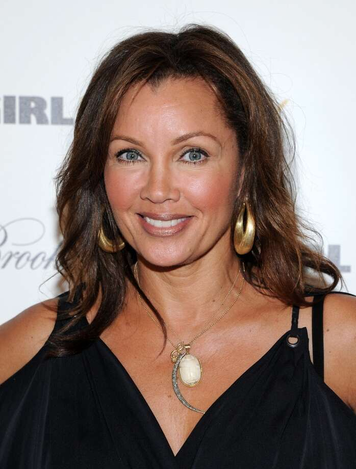 "Actress Vanessa Williams attends The Cinema Society & Brooks Brothers Host A Screening Of Lionsgate And Roadside Attractions' ""Girl Most Likely""s at Landmark Sunshine Cinema on July 15, 2013 in New York City.  (Photo by Ilya S. Savenok/FilmMagic)"