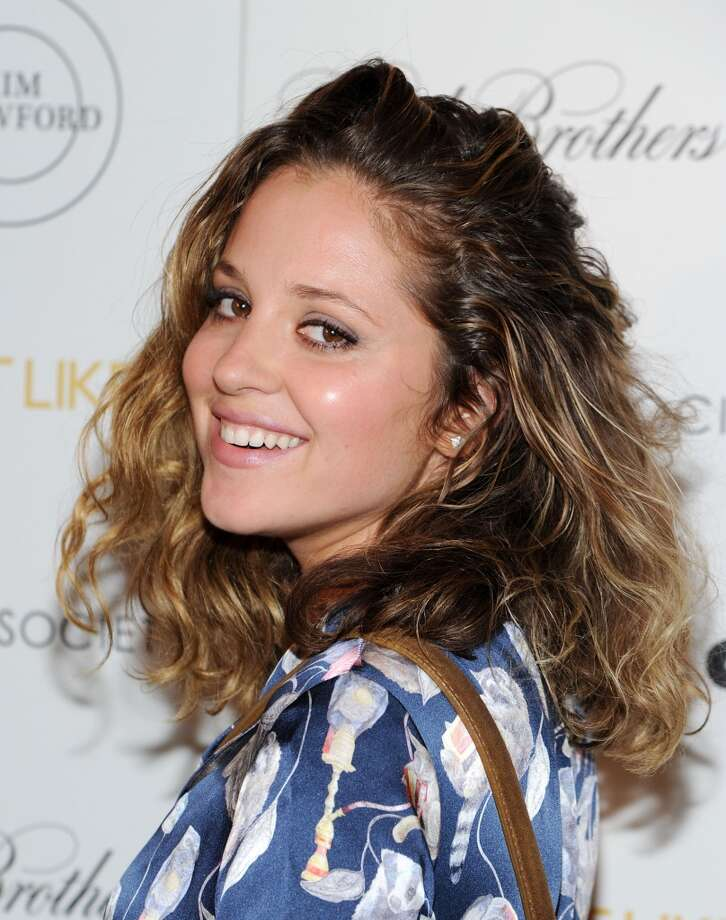 """Actress Margarita Leveiva attends The Cinema Society & Brooks Brothers Host A Screening Of Lionsgate And Roadside Attractions' """"Girl Most Likely""""s at Landmark Sunshine Cinema on July 15, 2013 in New York City.  (Photo by Ilya S. Savenok/FilmMagic)"""
